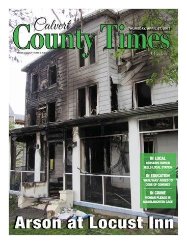2017 04 27 Calvert County Times