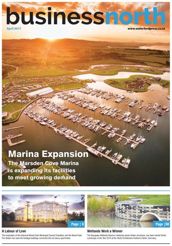 Business North Volume 16 Issue 2 by Waterford Press Limited