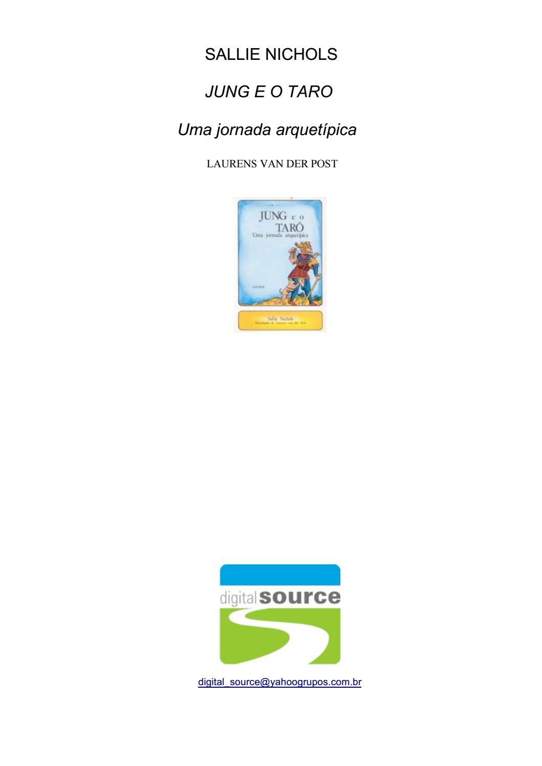 f43868a64cd Jung e o Tarô Uma Jornada Arquetípica by Lourenço Carvalho - issuu
