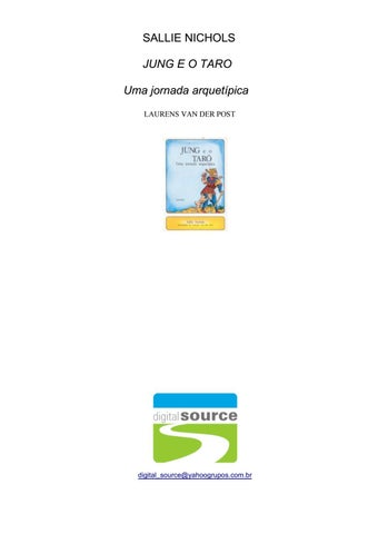Jung e o Tarô Uma Jornada Arquetípica by Lourenço Carvalho - issuu edbb7bbb481
