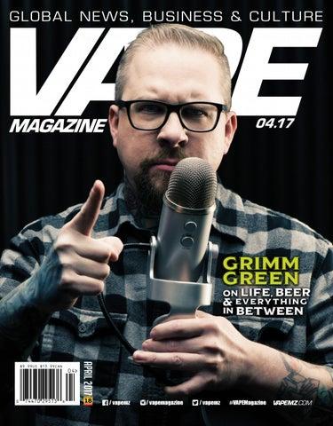 Vape Magazine June 2016 By Matt Schramel Issuu