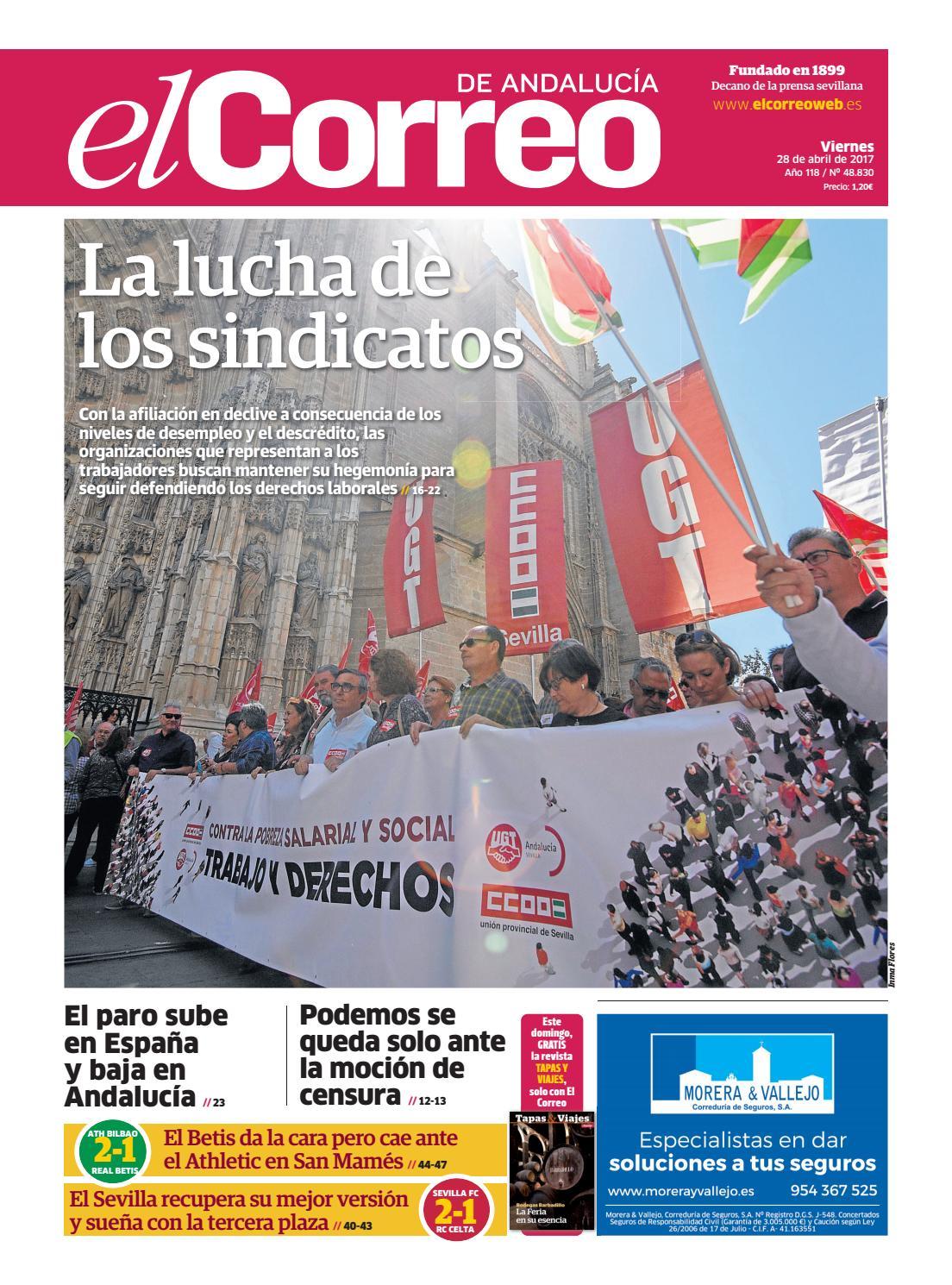 De S Andalucía 04 28 Correo By El lIssuu 2017 0Pyv8OmnNw