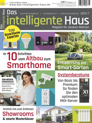 das intelligente haus 1 2017 by fachschriften verlag issuu. Black Bedroom Furniture Sets. Home Design Ideas