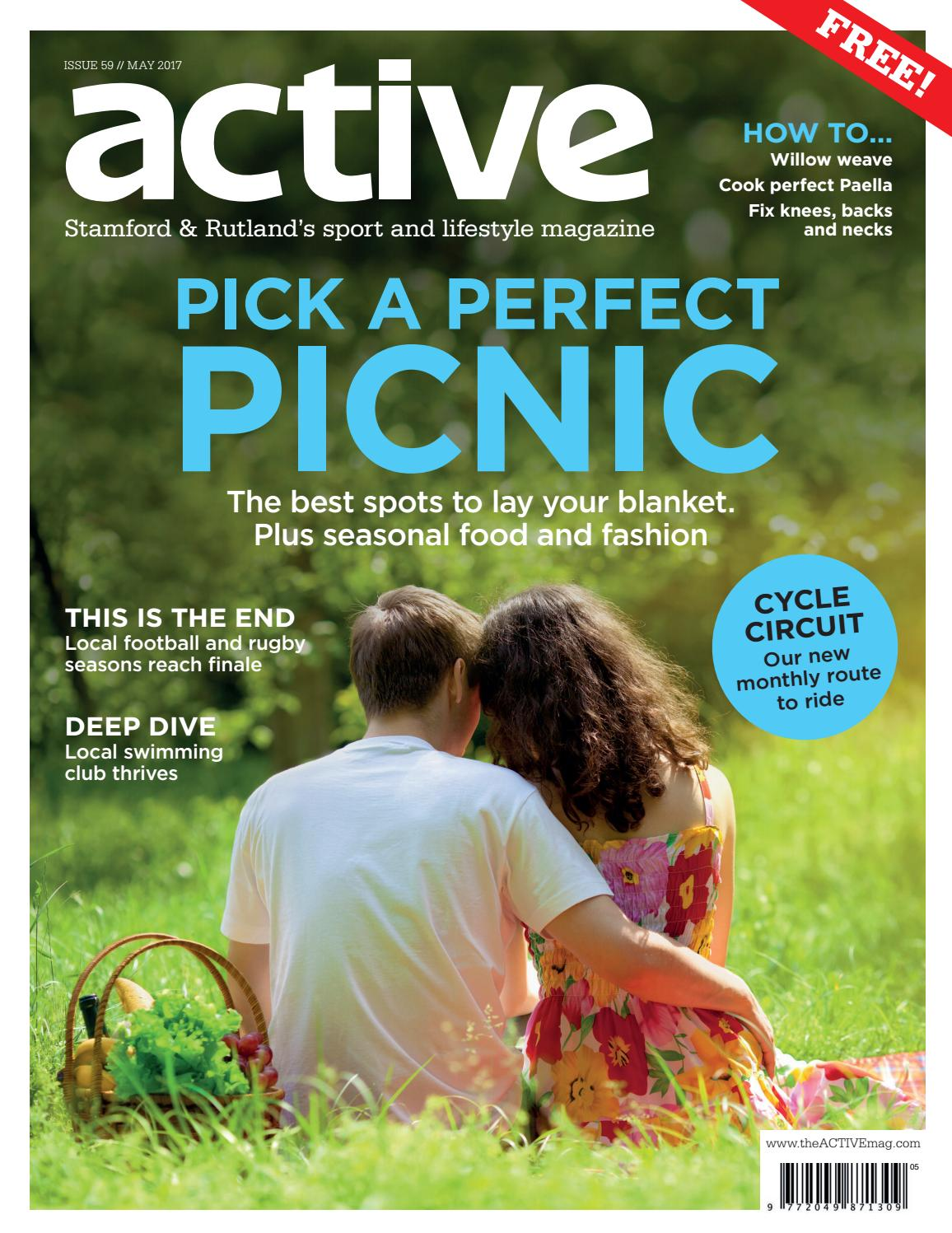 Active Magazine Stamford Rutland May 2017 By Austin Wedges Stormin Beige 38 Issuu