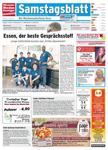 Der Sitzmacher kw 17 2017 by wochenanzeiger medien gmbh issuu