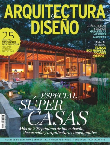 The one barcelona en la revista arquitectura y dise o by for Arquitectura y diseno barcelona