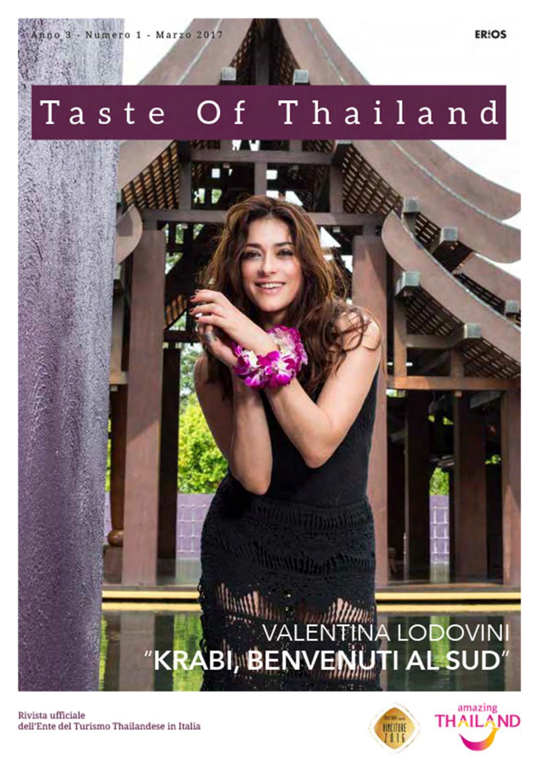 Taste Of Thailand By Francesco Maria Avitto Issuu