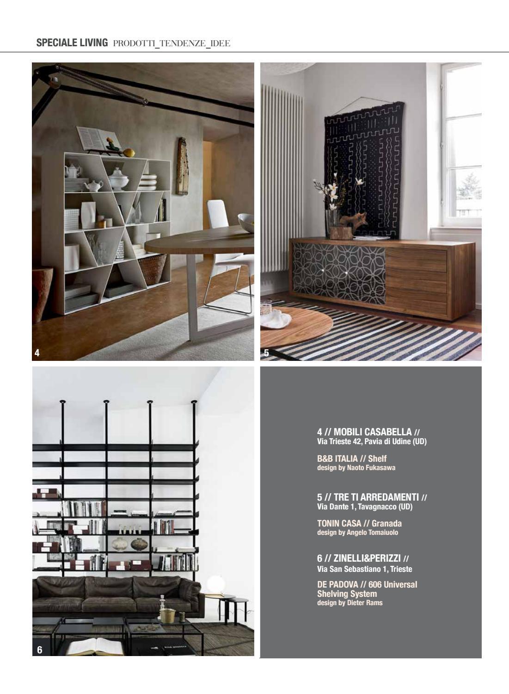 Mobili Casabella Udine.Vistacasa N 78 By Vistacasa By Bm Editore Issuu