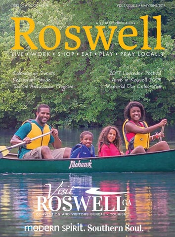 27d328b7973 Roswell Magazine May June 2017 by Local Life Publishing - issuu