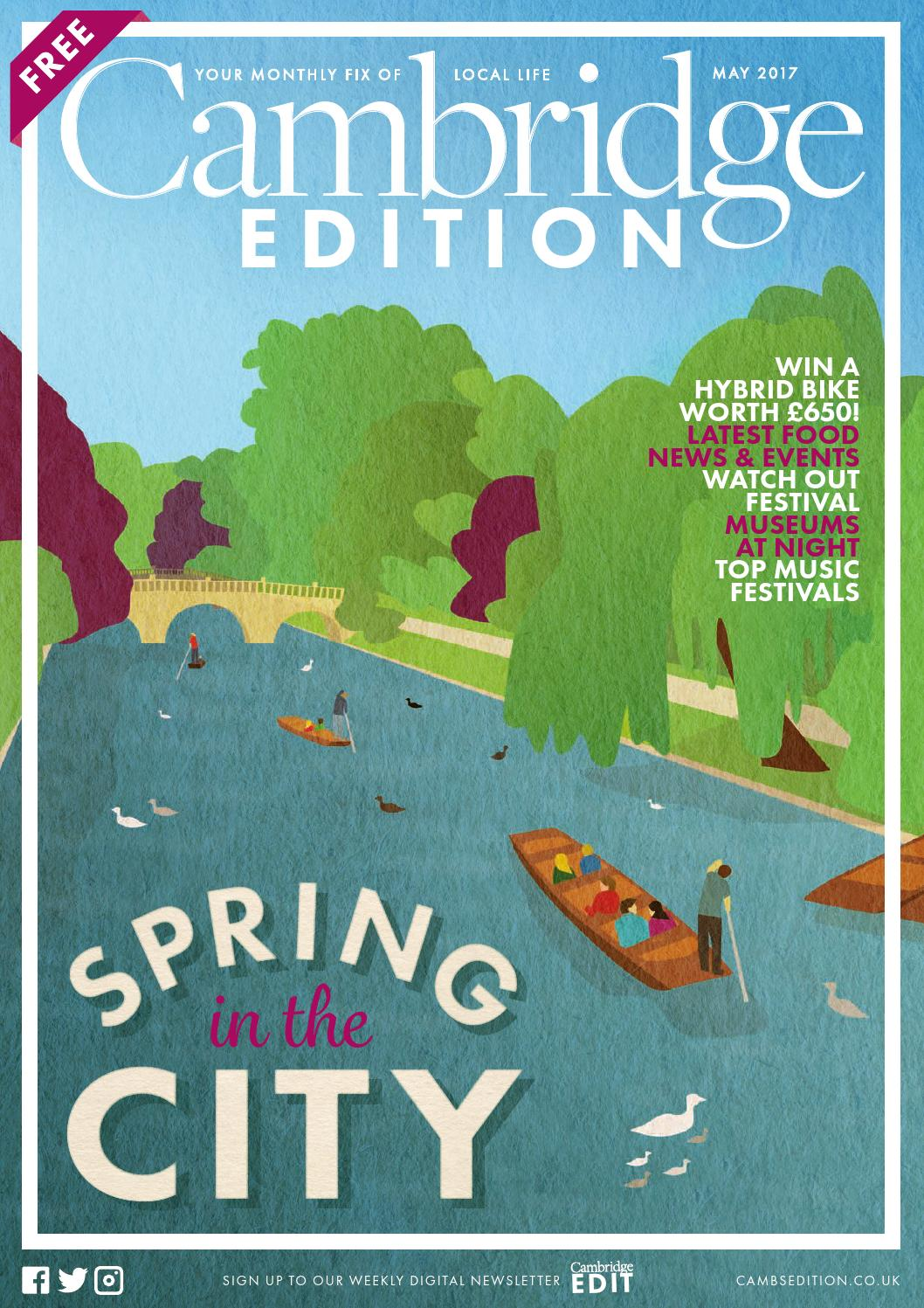 Cambridge Edition May by Bright Publishing - issuu