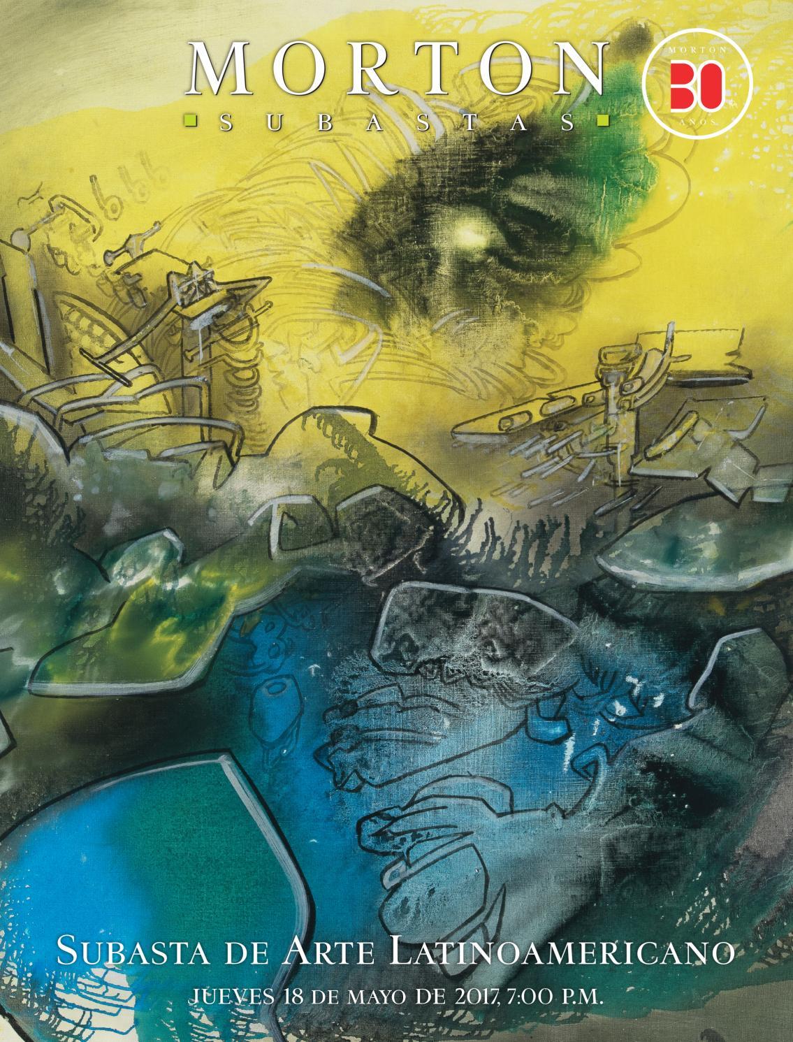Subasta de Arte Latinoamericano by Morton Subastas - issuu