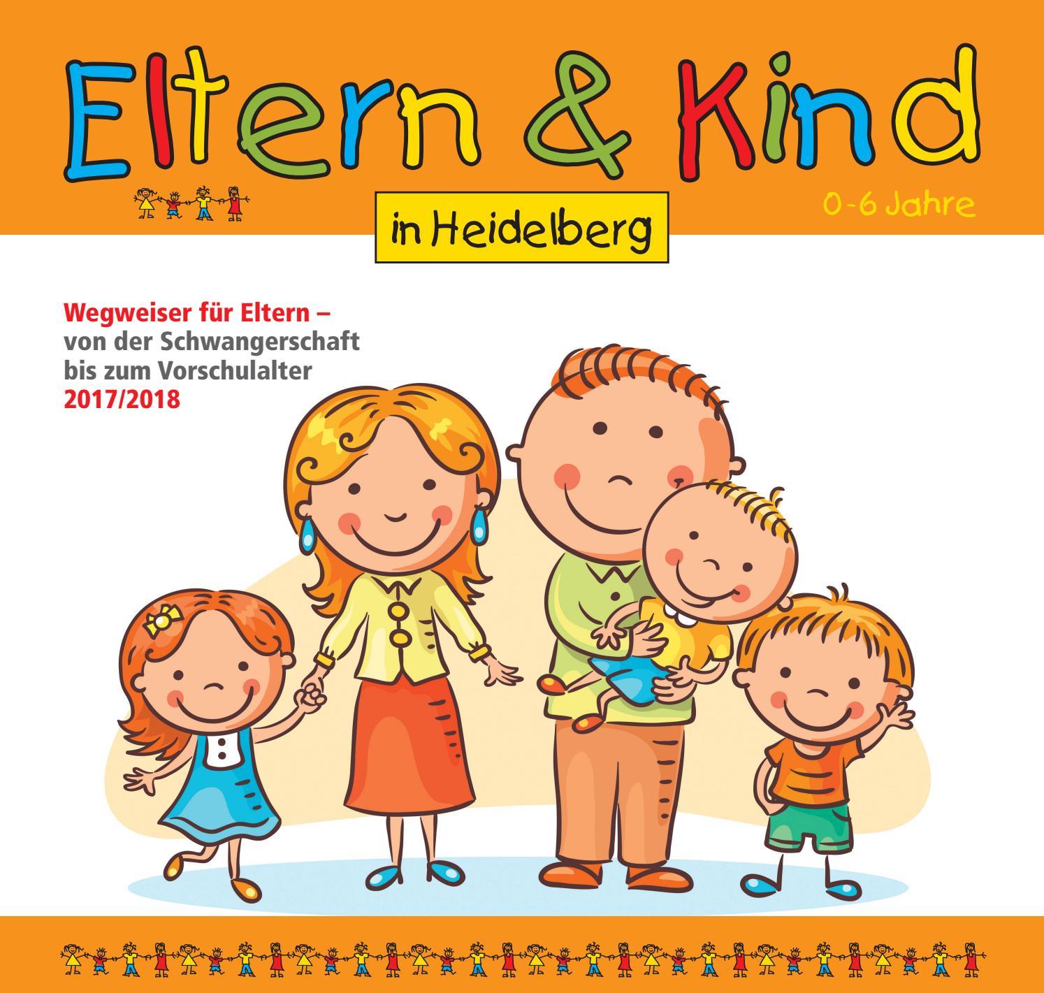 Eltern & Kind in Heidelberg 2017 by DER PLAN OHG - issuu