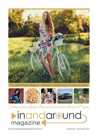I&a mag may17 by In and Around Magazine - issuu