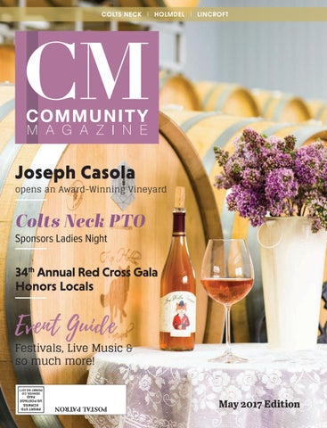 CM  Colts Neck • Holmdel • Lincroft - May 2017 by Community Magazine ... 0ccb77d5f