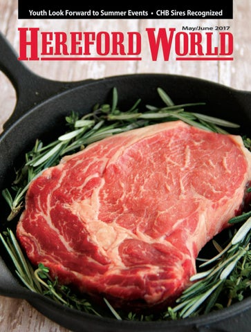 American Hereford May 2017 Archives American Hereford