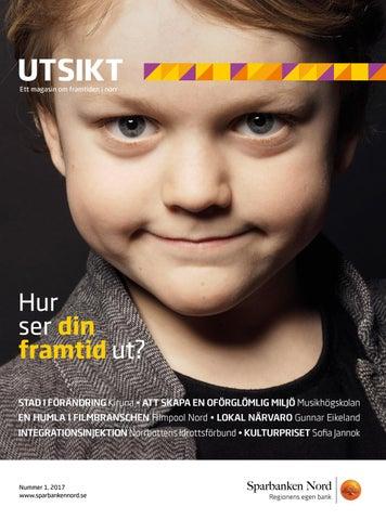 Magasin Utsikt 2017 by Sparbanken Nord - issuu e83654edfa0e1