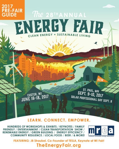 The 2017 energy fair pre fair guide by mrea issuu page 1 fandeluxe Images