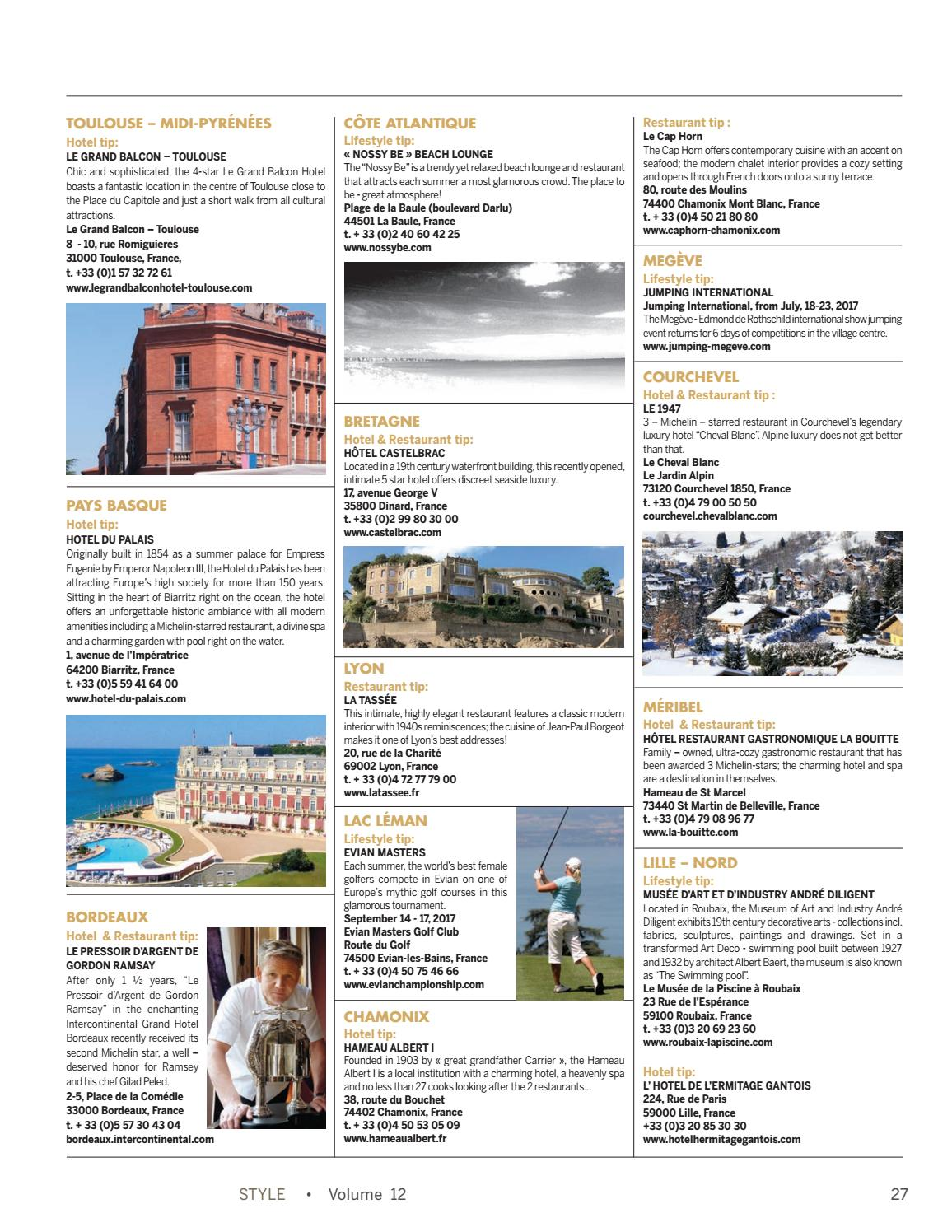 Style Volumen 12 By Sotheby S International Realty France Issuu