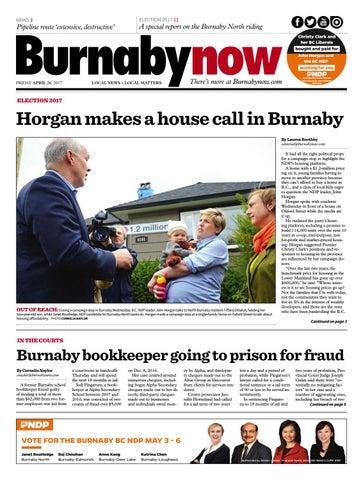 8b531b92ac74 Burnaby Now April 28 2017 by Burnaby Now - issuu