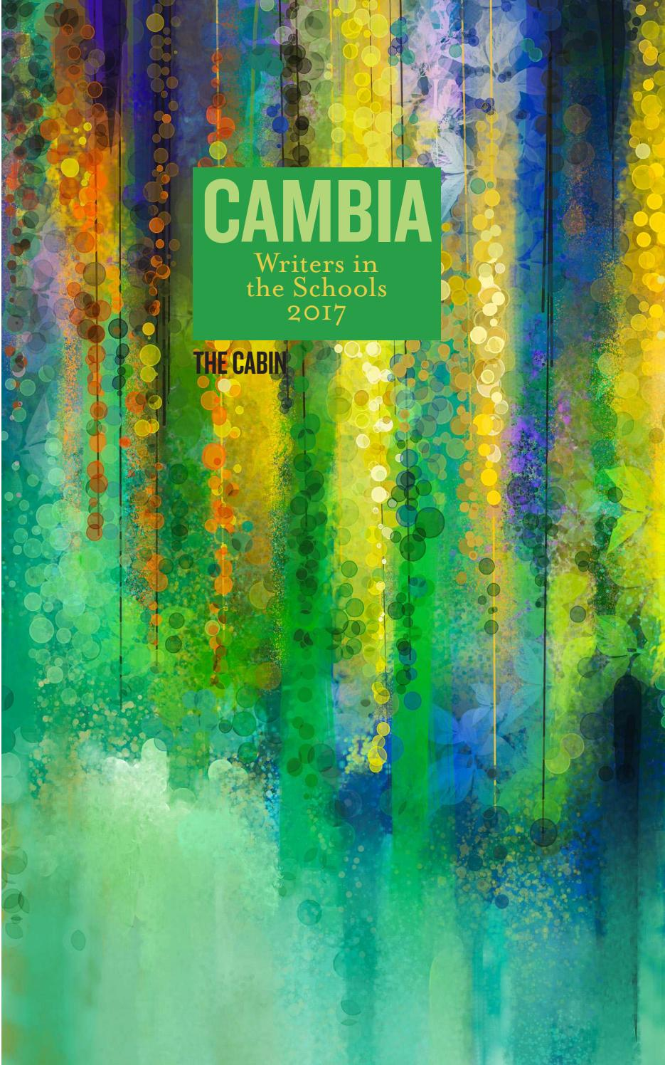 Cambia 2017 by TheCabinIdaho - issuu