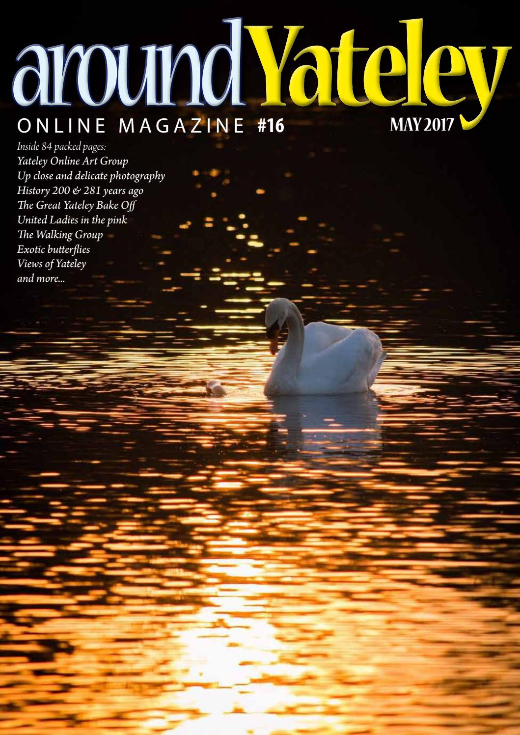 May 2017 Edition By Around Yateley