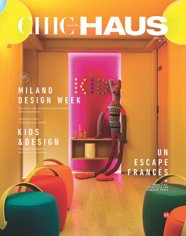 Chic Haus Monterrey, núm. 215, abr/2017 by Milenio Diario Monterrey ...