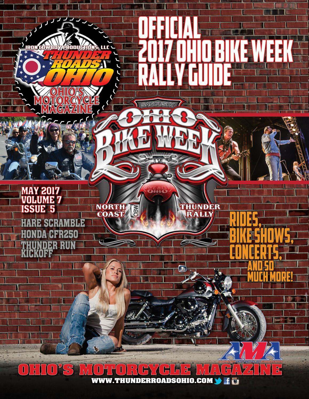 d3b92f3663f7a Thunder roads ohio may 2017 by Thunder Roads Ohio Magazine - issuu