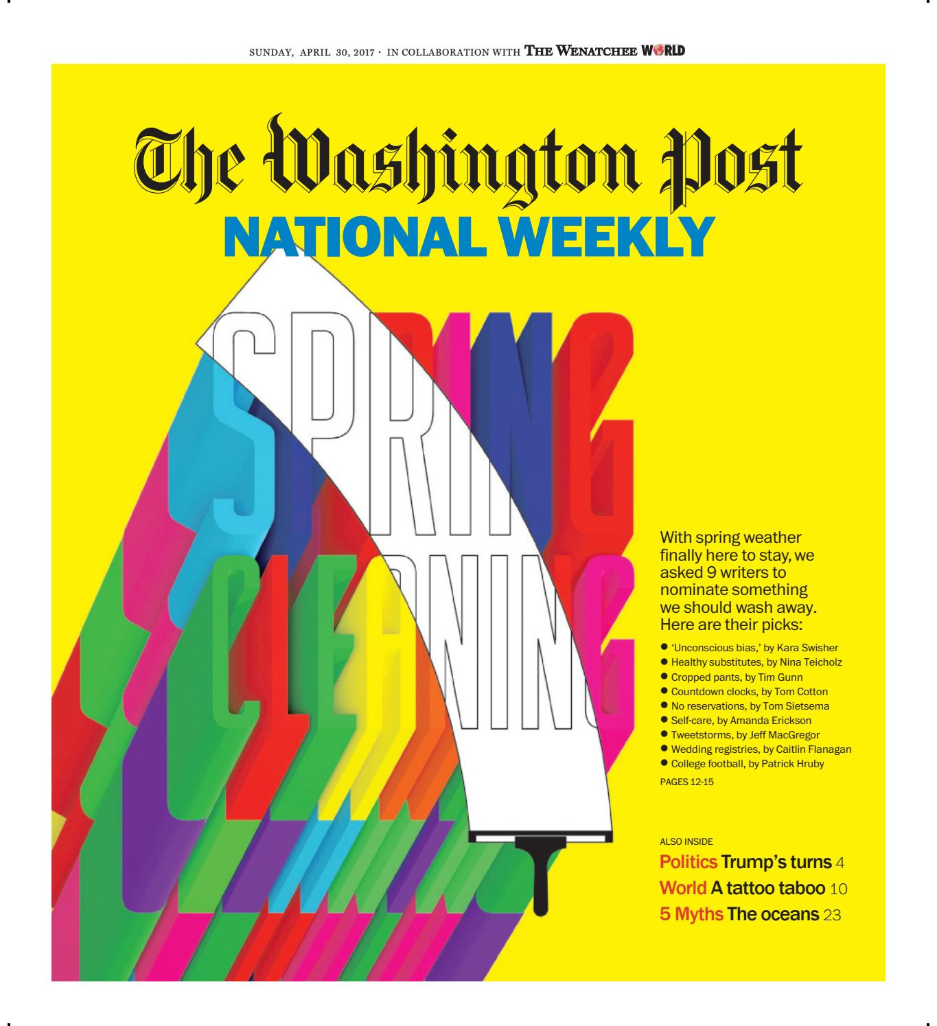 338f1ff36 The Washington Post National Weekly - April 30, 2017 by The ...