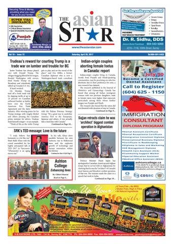 Asian Star - April 29, 2017