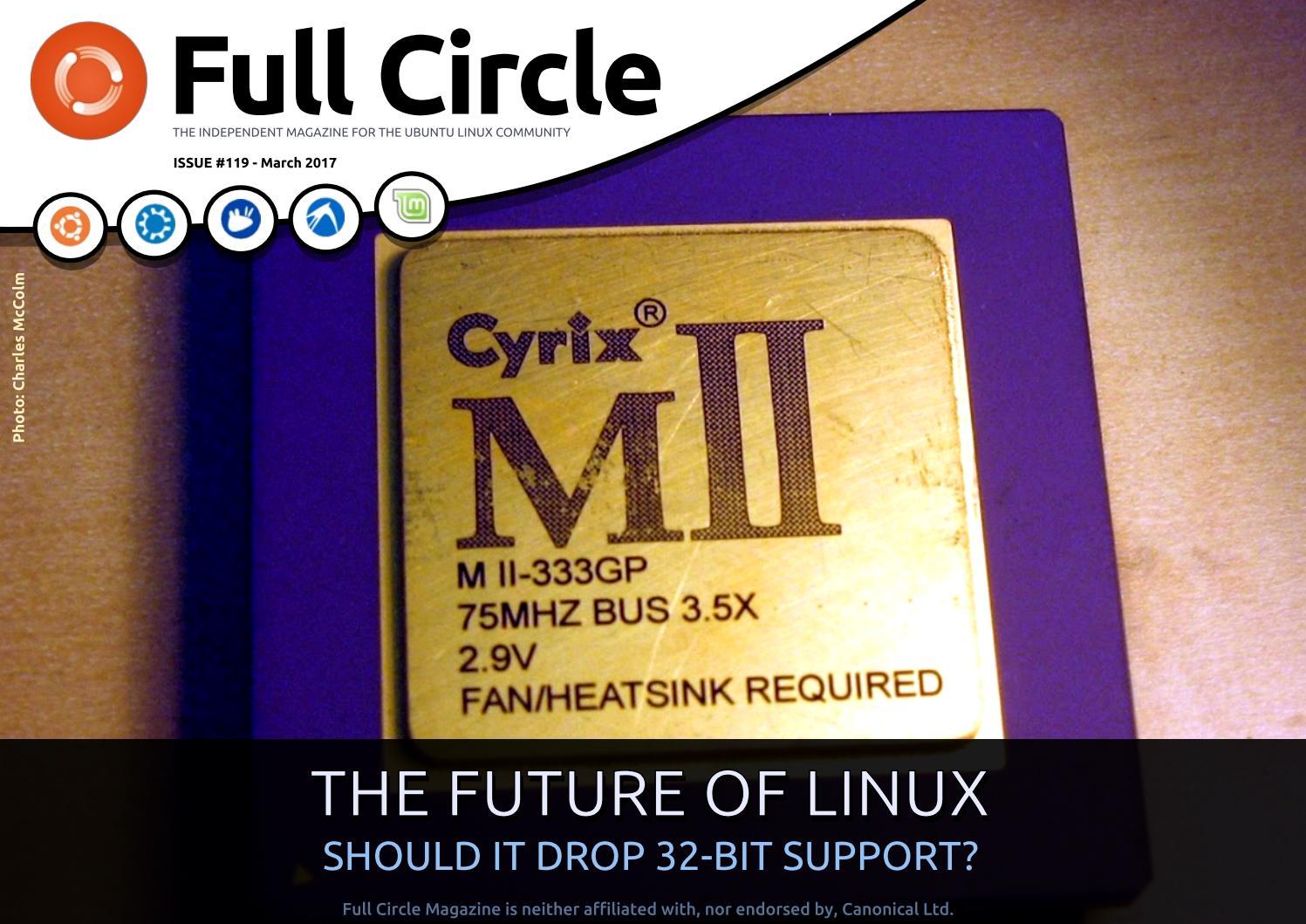 Full Circle Magazine #119 by Ronnie Tucker - issuu