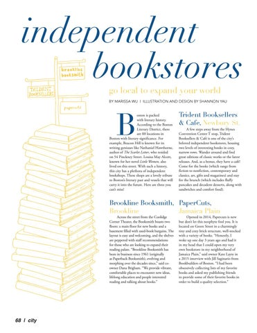 Page 68 of Independent Bookstores