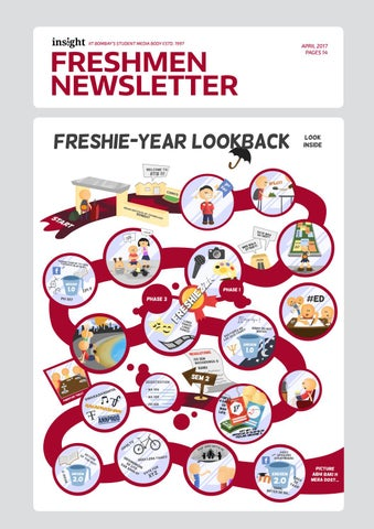 Freshers' Newsletter 4 2 by Insight, IIT Bombay - issuu