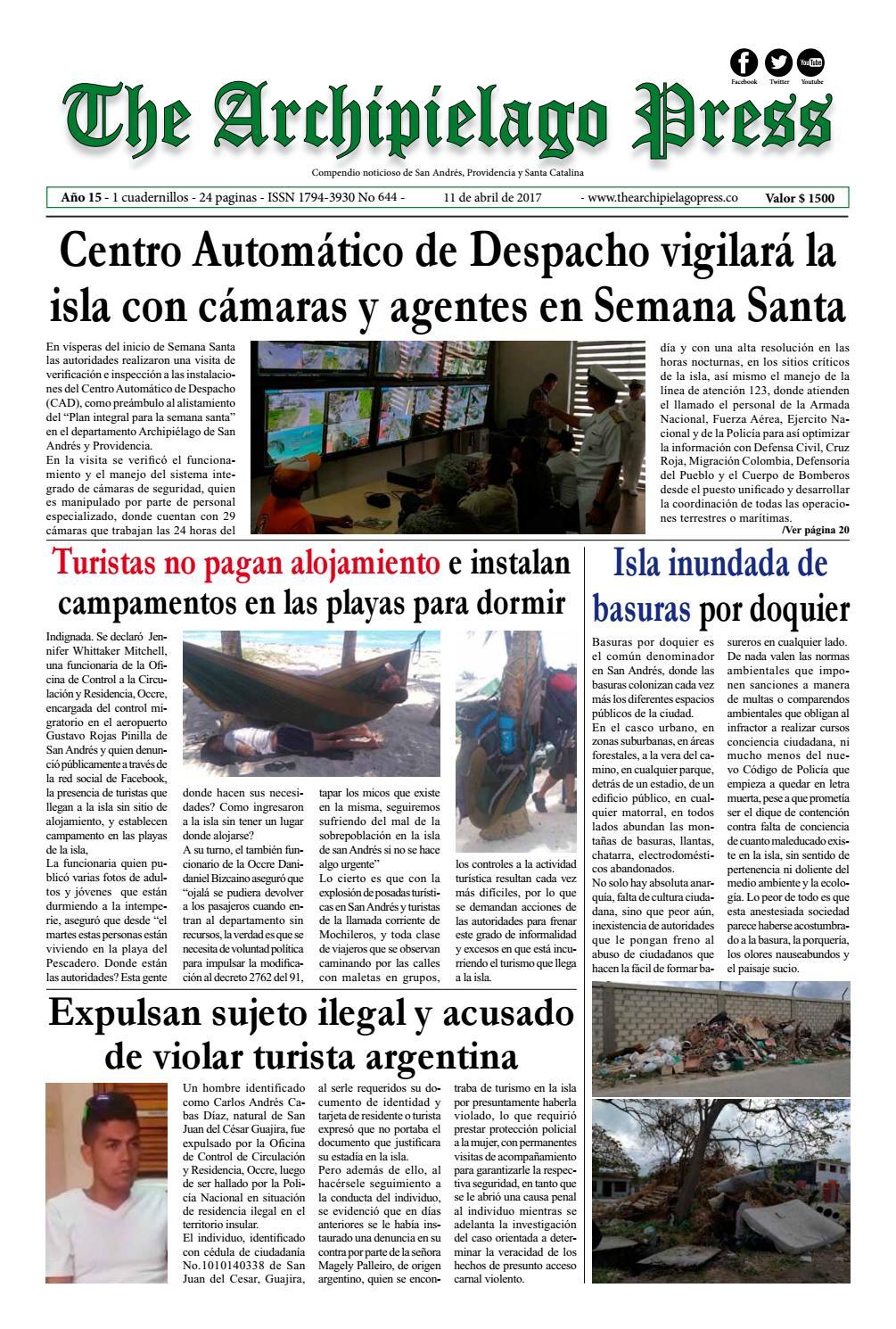 Archipielago Baja 9 By The Archipielago Press Issuu