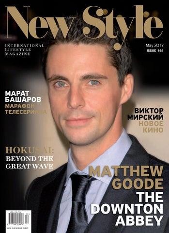 93397941ae8b New Style Magazine Issue 161 May 2017 by New Style Magazine - issuu