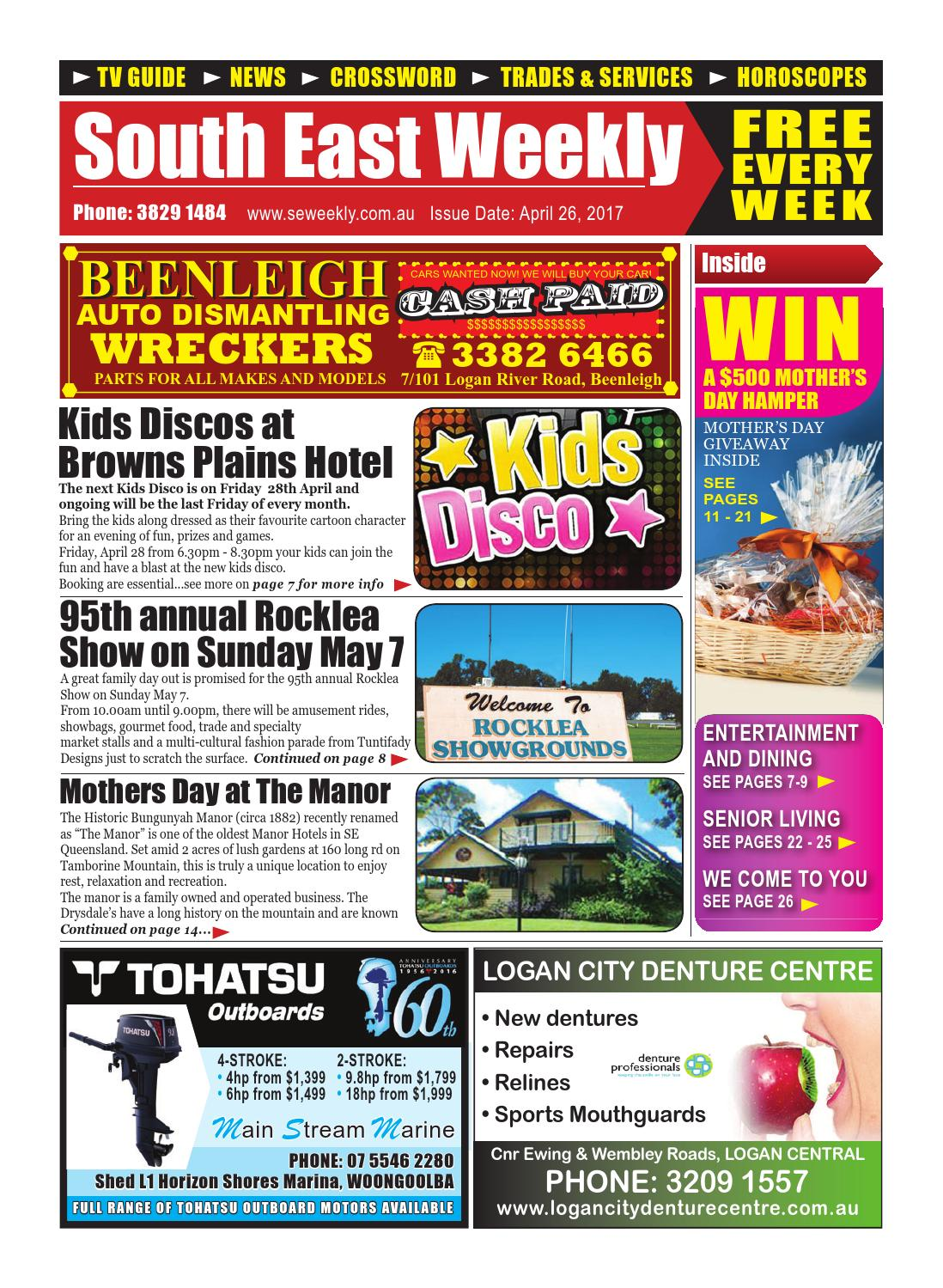 South East Weekly Magazine