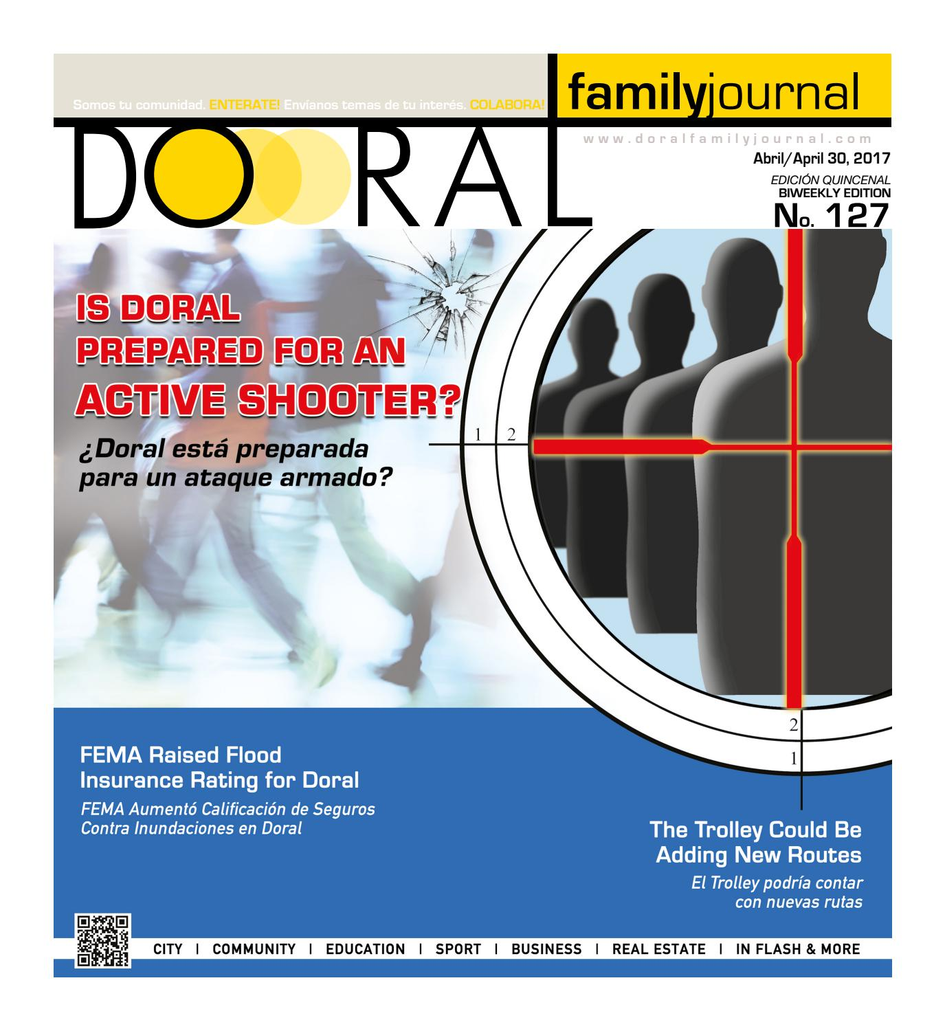 DORAL FAMILY JOURNAL # 127 by DORAL FAMILY JOURNAL - issuu