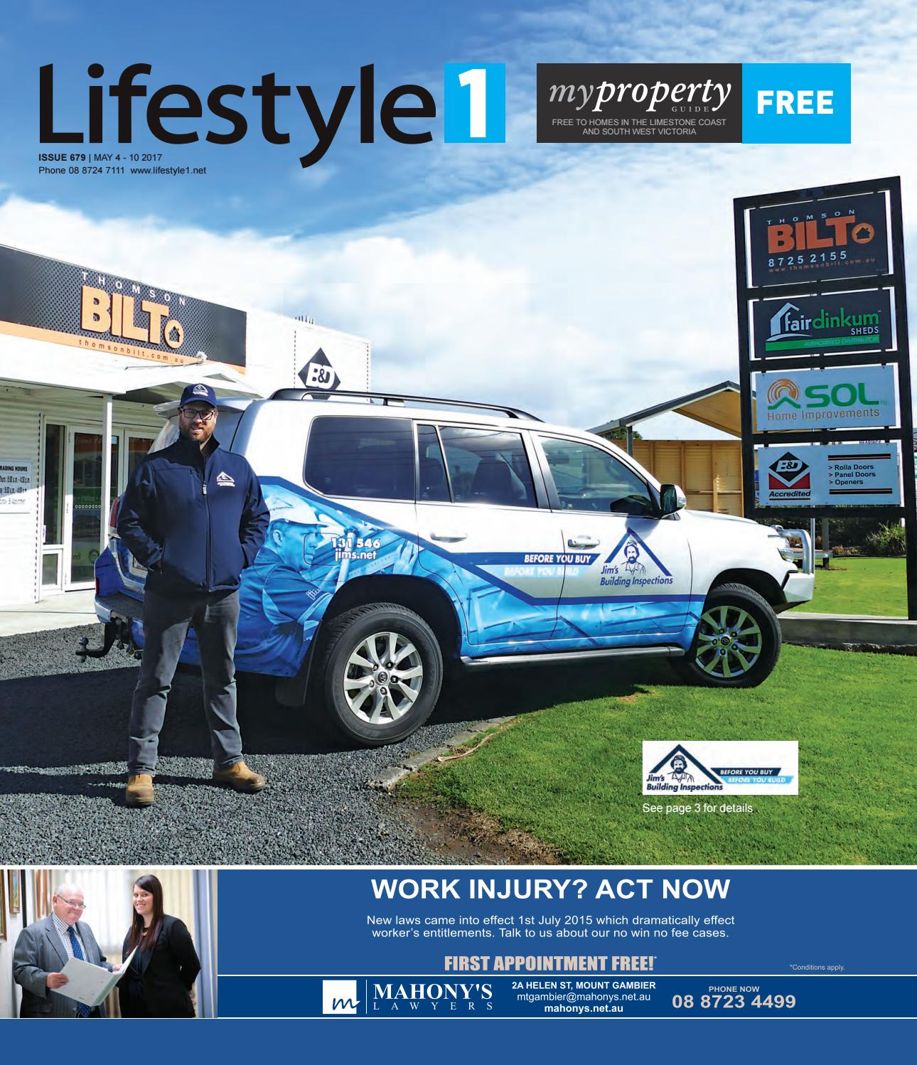 Lifestyle 1 issue 679 by Lifestyle1 - issuu