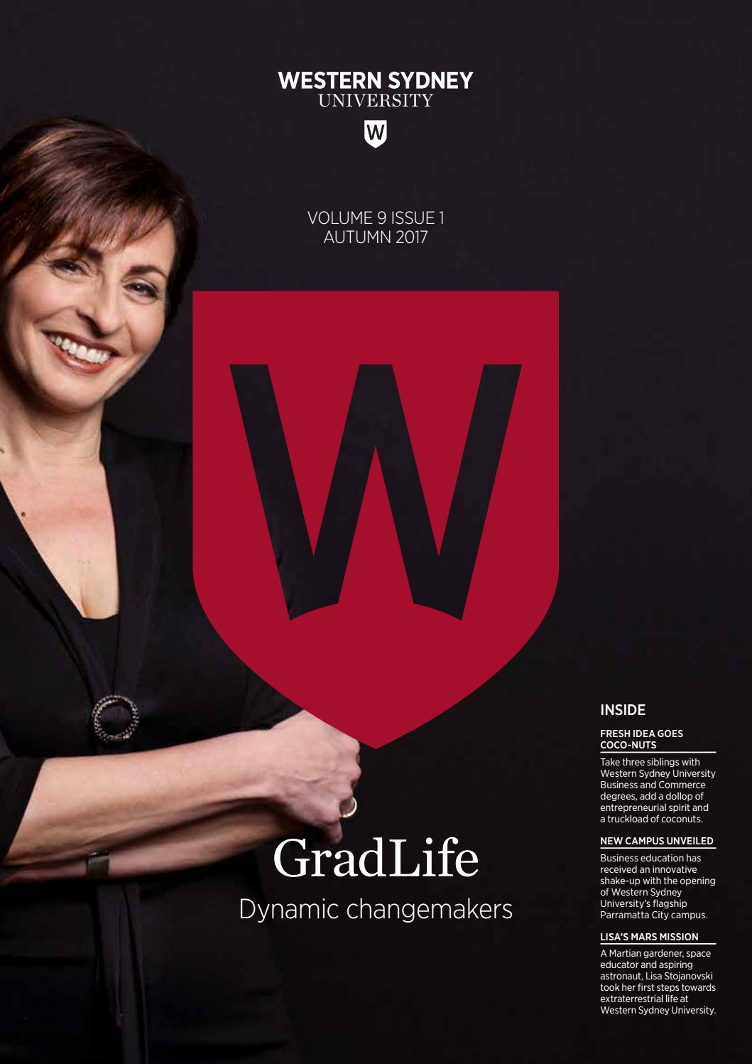 GradLife Autumn 2017 by Western Sydney University - issuu 1f93a9b0cf2