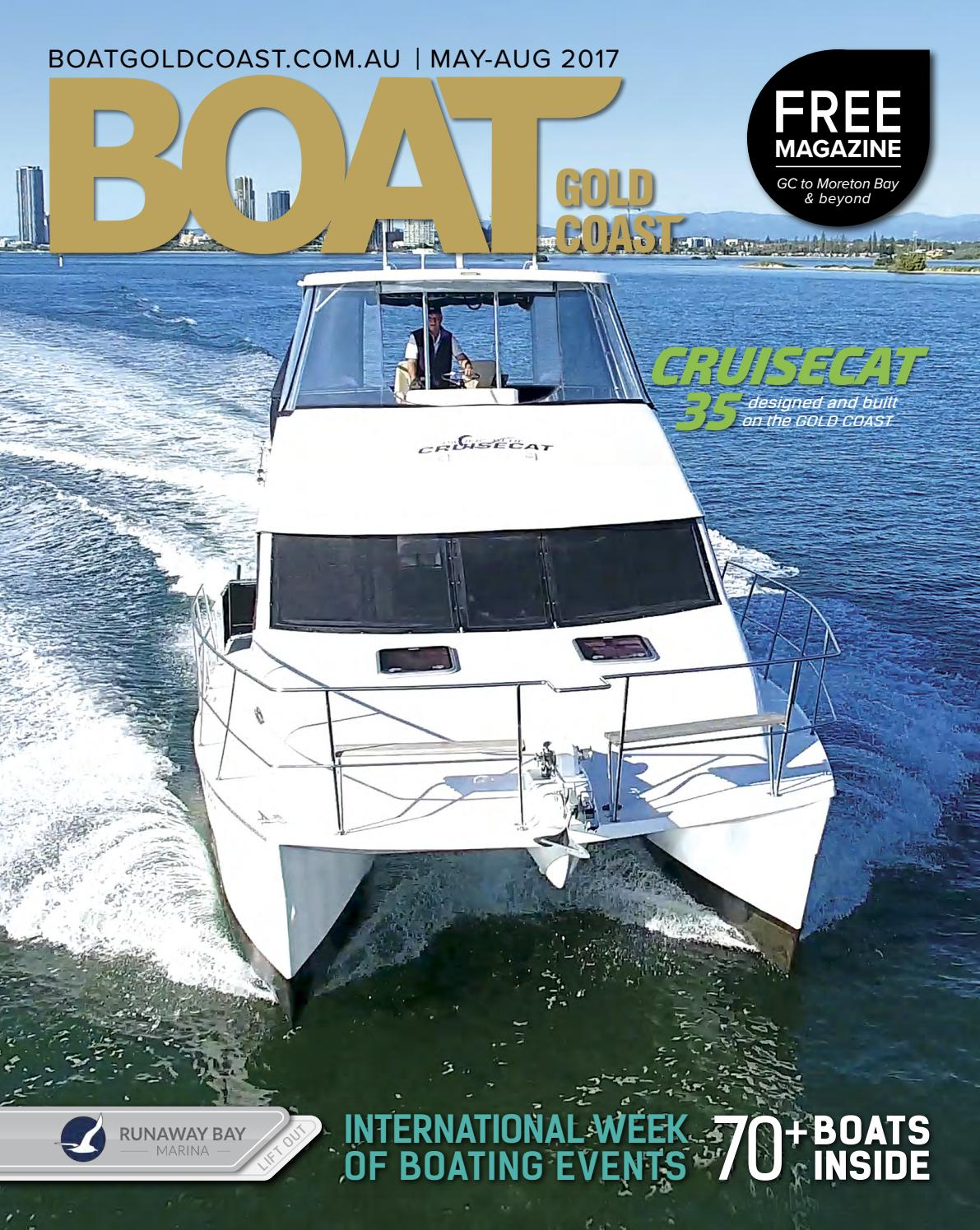 Prix Corian Au M2 boat gold coast magazine may - august 2017boat gold