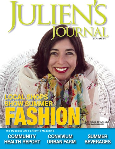 May 2017 Volume 42 Number 5 Free Preview By Juliens Journal