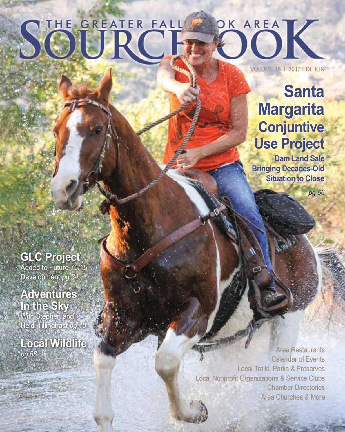 82a5faa4924 Fallbrook Sourcebook 2017 by Village News