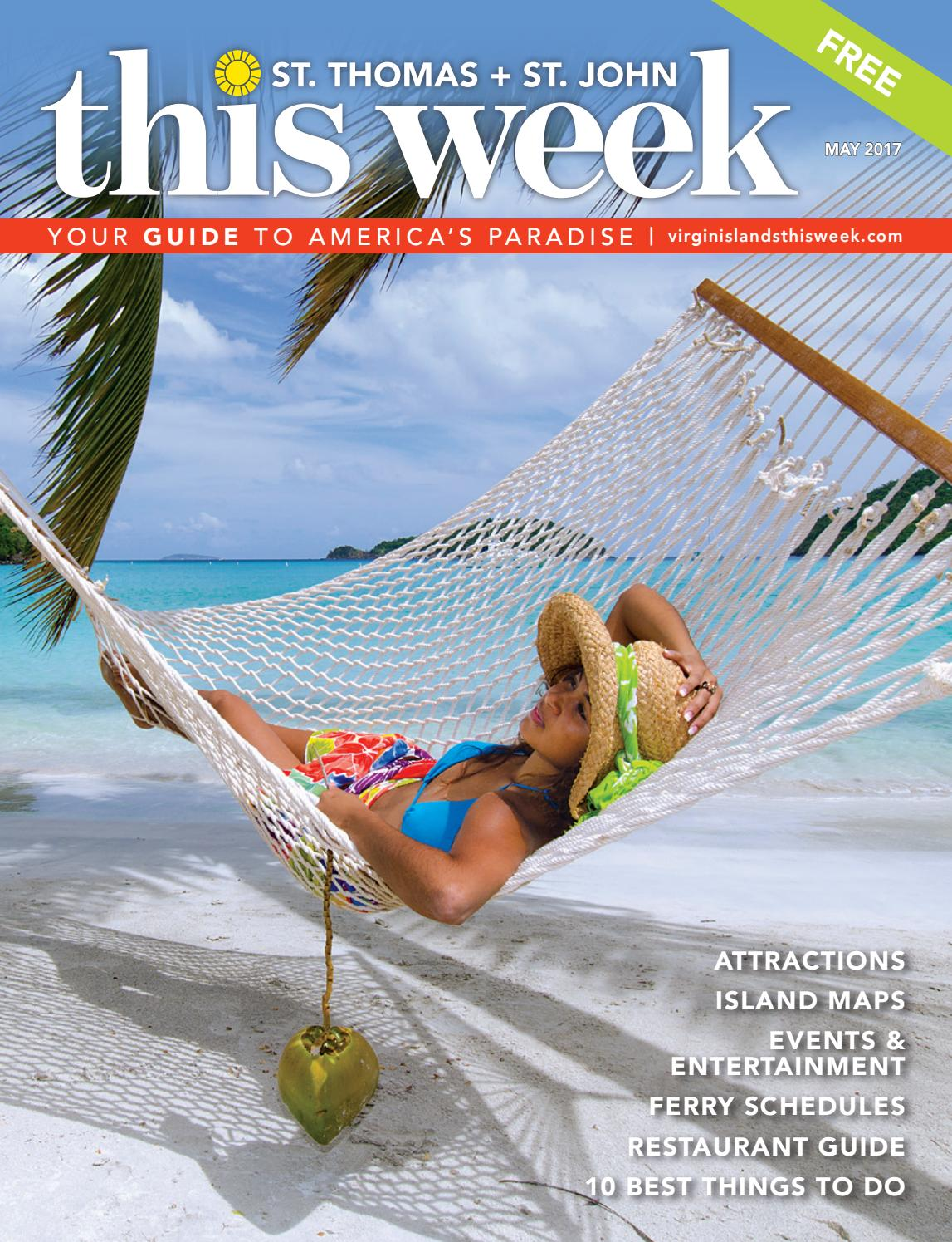 c5dfe961ff0ce Virgin Islands This Week May 2017 by MCP Publisher - issuu