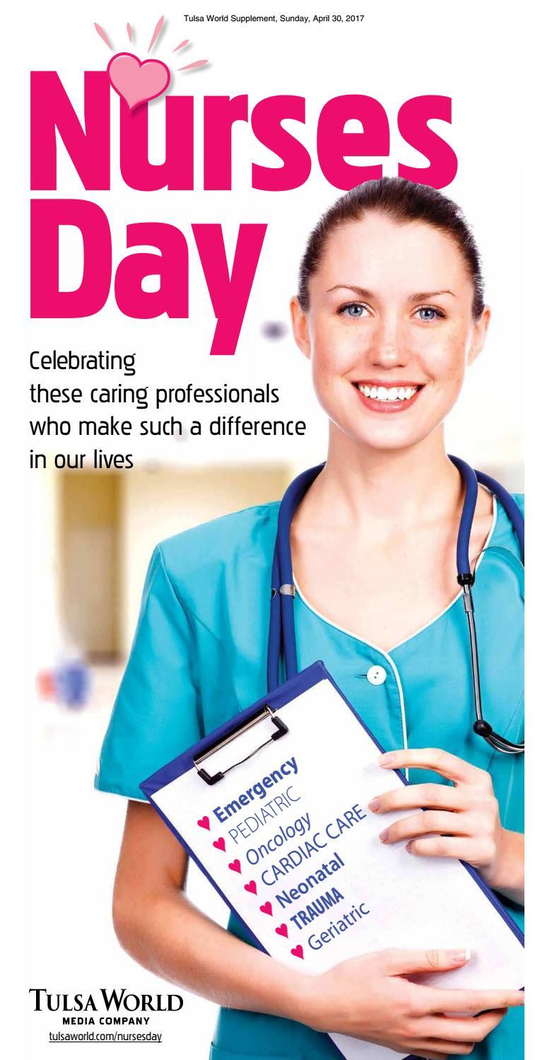 Nurses day 2017 by Tulsa World - issuu
