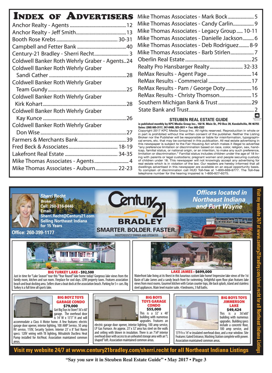 steuben county real estate guide may 2017 by kpc media group issuu