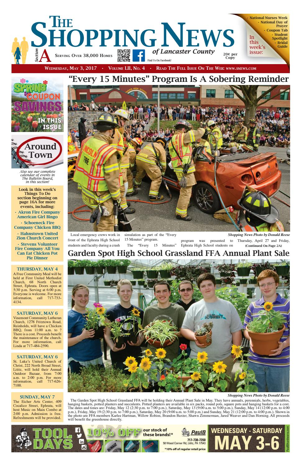 bc38e72cc01a07 5.3.17 issue by Shopping News - issuu