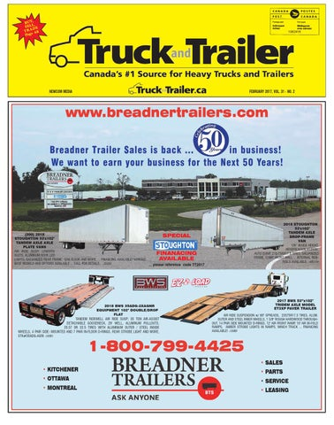 Truck and Trailer February 2017 by Annex Business Media - issuu