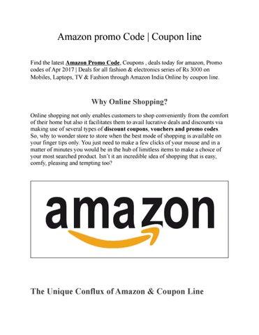 amazon india electronics coupons code