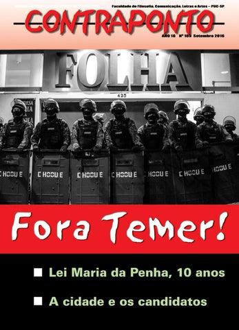 Contraponto Nº105 by Jornal Contraponto - issuu d0ab02eb68e7d