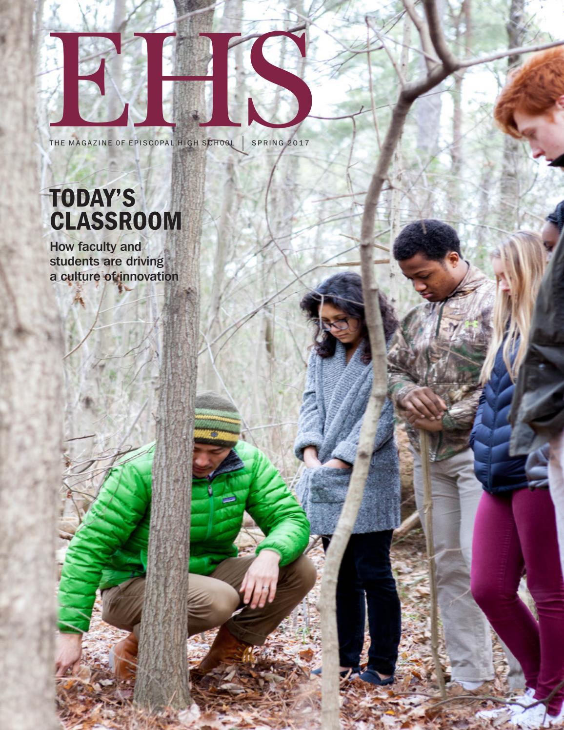 9b3a211600 EHS: The Magazine of Episcopal High School (Spring 2017) by Episcopal High  School - issuu