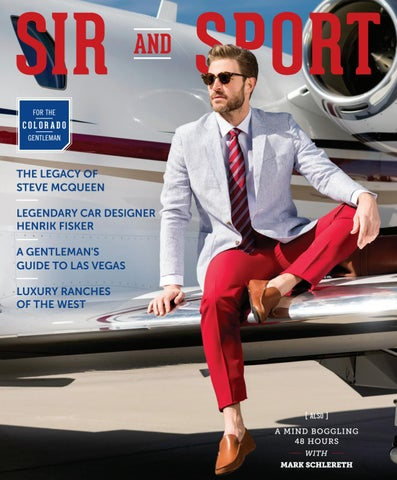 Sir And Sport Spring Summer 2017 By Reignmagazine Issuu